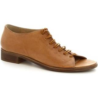 Sandále Leonardo Shoes  4663 ROK TOFFY