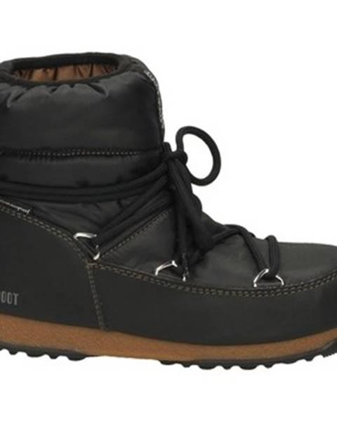 Viacfarebné čižmy Moon Boot