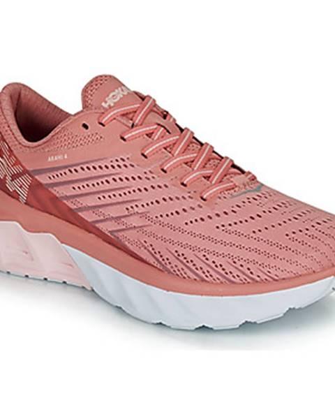 Ružové topánky Hoka one one