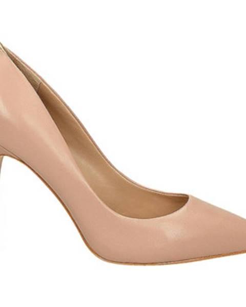 Ružové topánky Guess