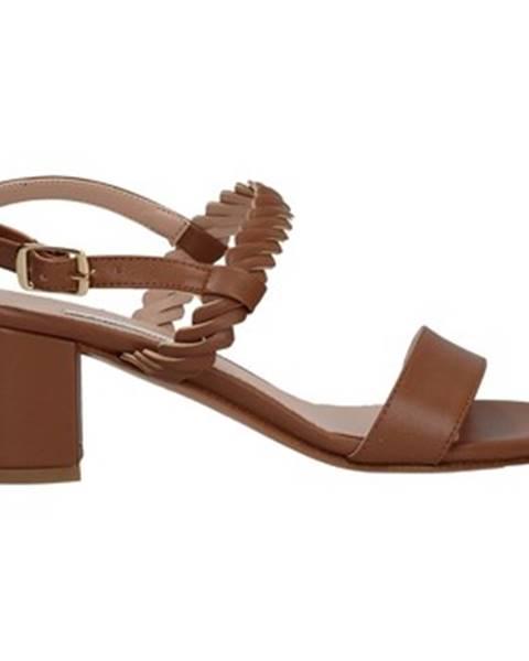 Hnedé topánky L'amour