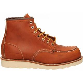 Polokozačky Red Wing  RED WING LEATHER BOOTS