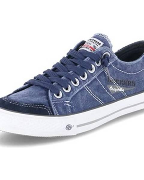 Modré tenisky Dockers