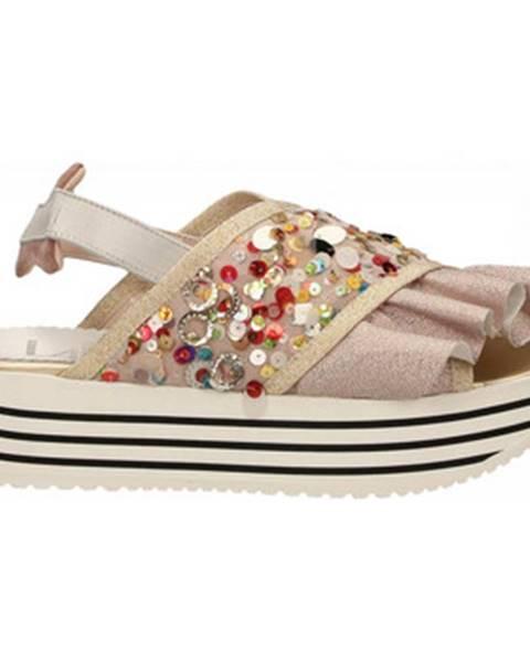 Béžové topánky L4k3