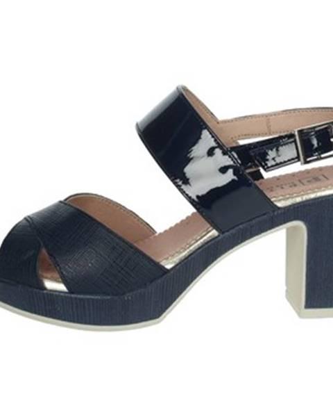 Modré topánky Pitillos