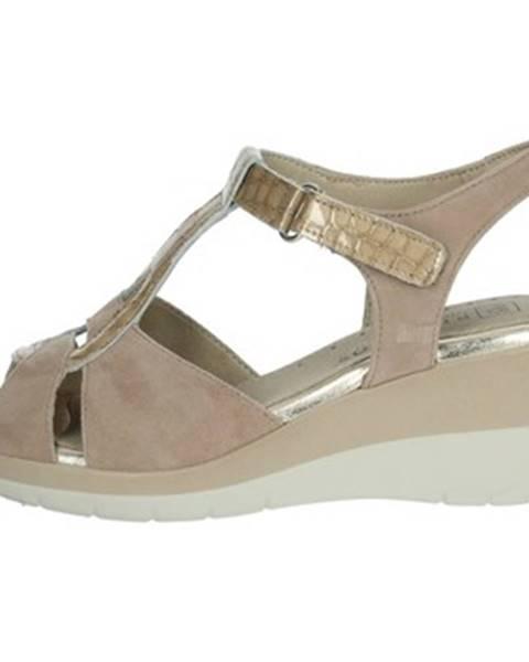 Béžové topánky Pitillos