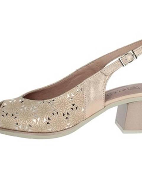 Ružové topánky Pitillos