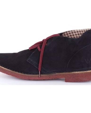 Modré topánky Wally Walker