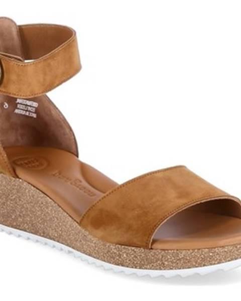 Hnedé topánky Paul Green