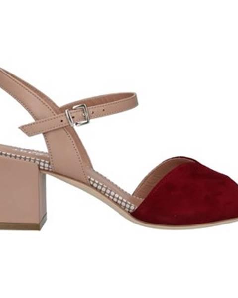 Červené topánky Tres Jolie