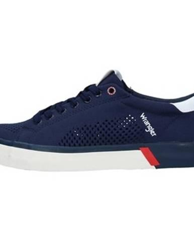 Modré tenisky Wrangler