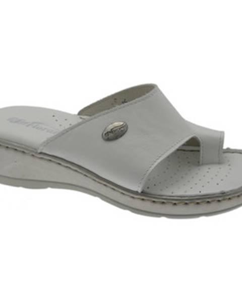 Biele topánky Florance