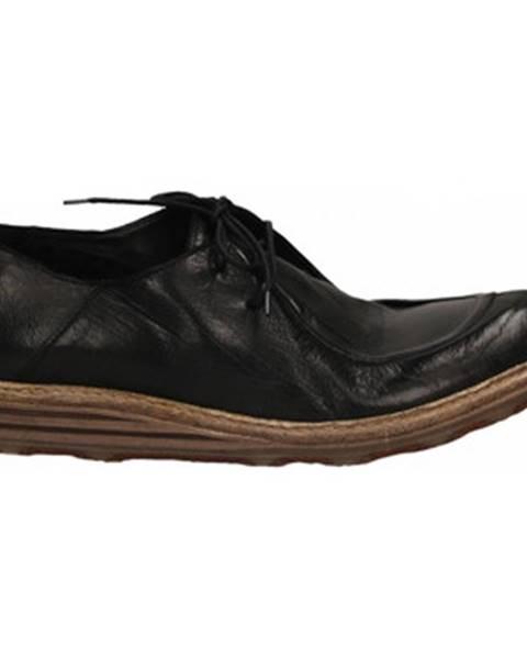 Čierne topánky Hundred 100