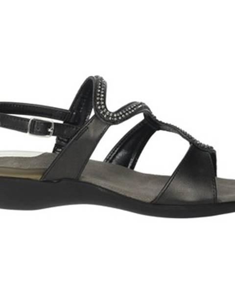 Čierne topánky Scholl