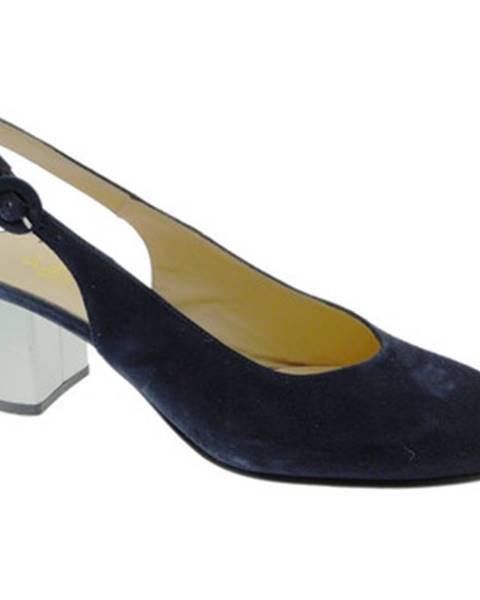 Modré topánky Soffice Sogno