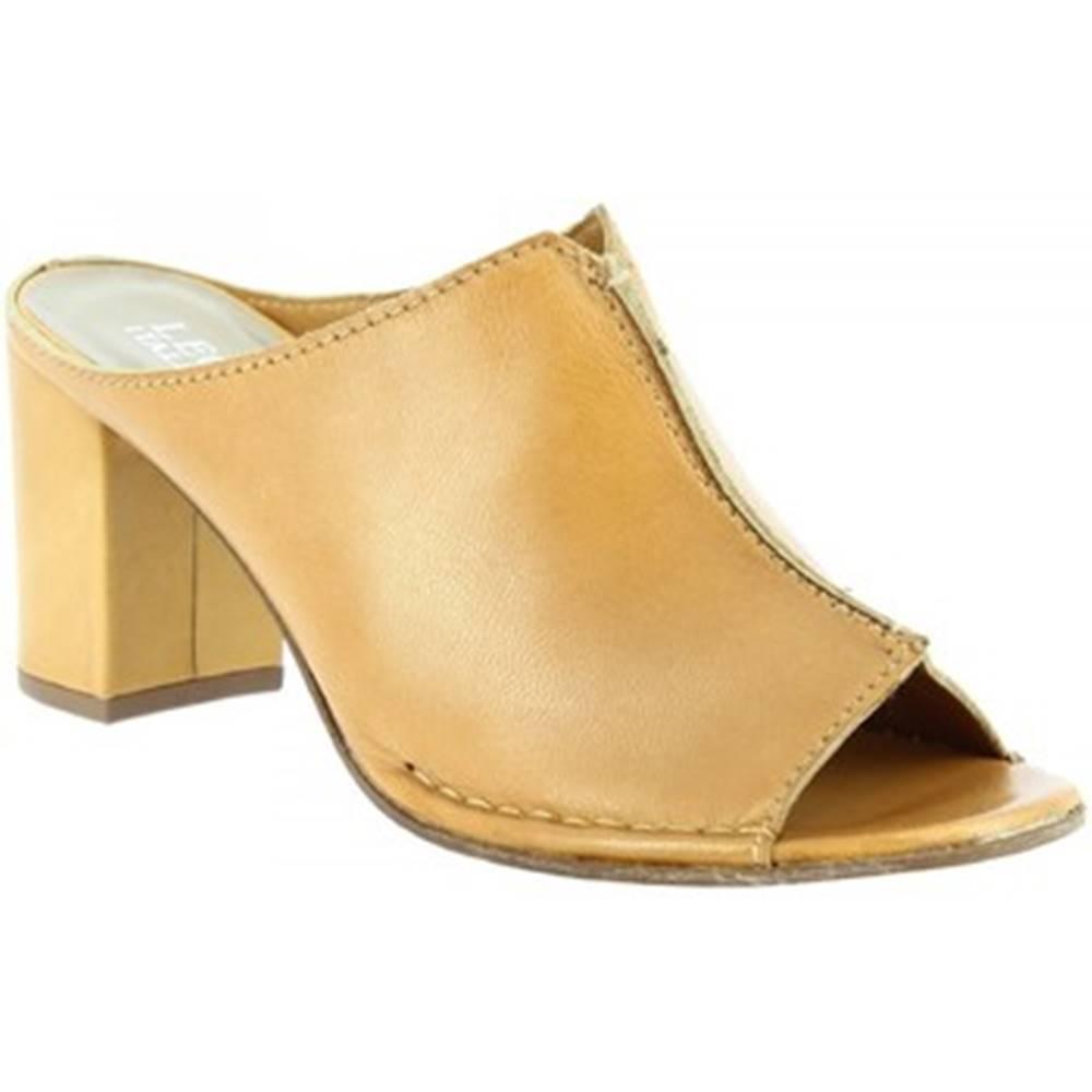 Leonardo Shoes Šľapky Leonardo Shoes  U224 TANGERI CUOIO