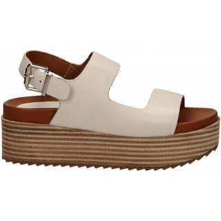 Sandále Rahya Grey  CLELIA 03