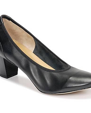 Čierne topánky Perlato