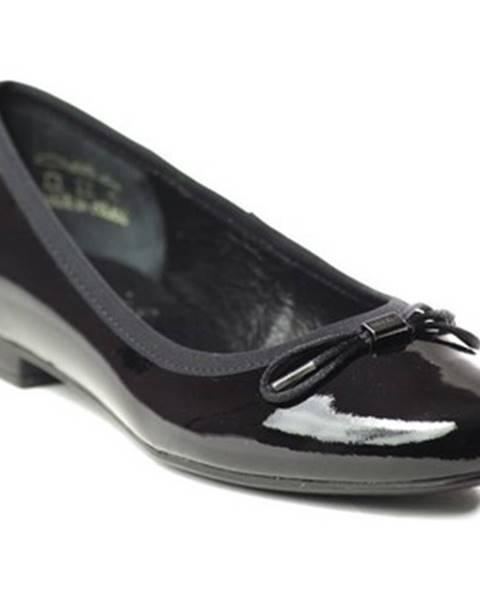 Čierne topánky Ryłko