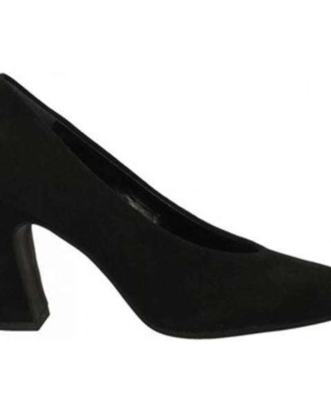 Čierne topánky Malù