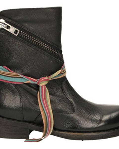 Čierne topánky Felmini