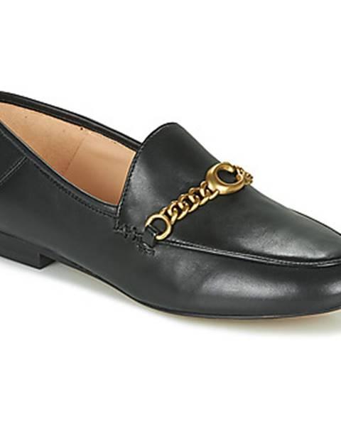 Čierne topánky Coach
