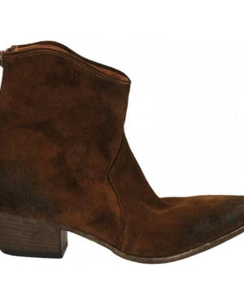 Béžové topánky Elena Iachi