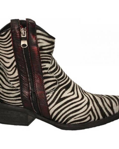 Červené topánky Metisse