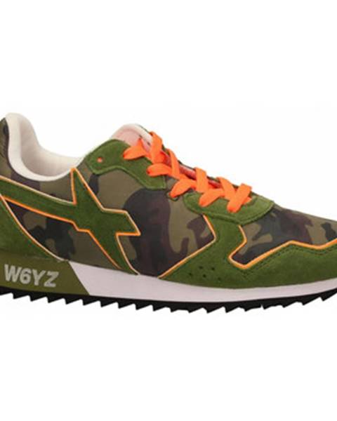 Zelené tenisky W6yz