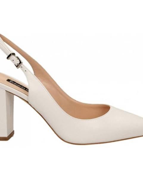 Biele topánky Roberta Martini