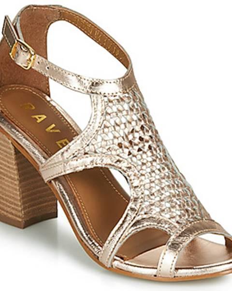 Zlaté topánky Ravel
