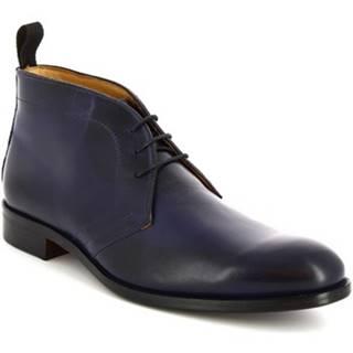 Polokozačky Leonardo Shoes  07037 FORMA 40 NAIROBI OCEANO