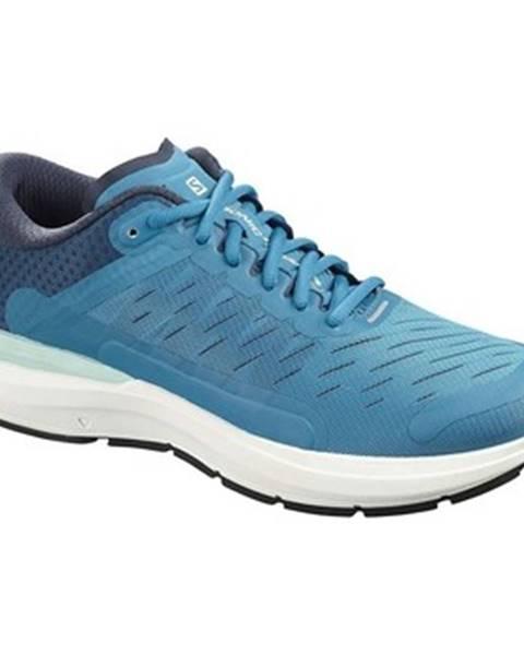 Modré topánky Salomon