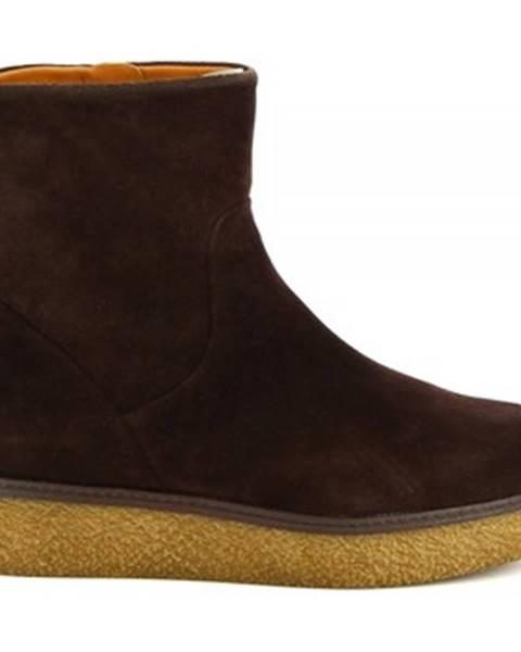 Viacfarebné čižmy Leonardo Shoes