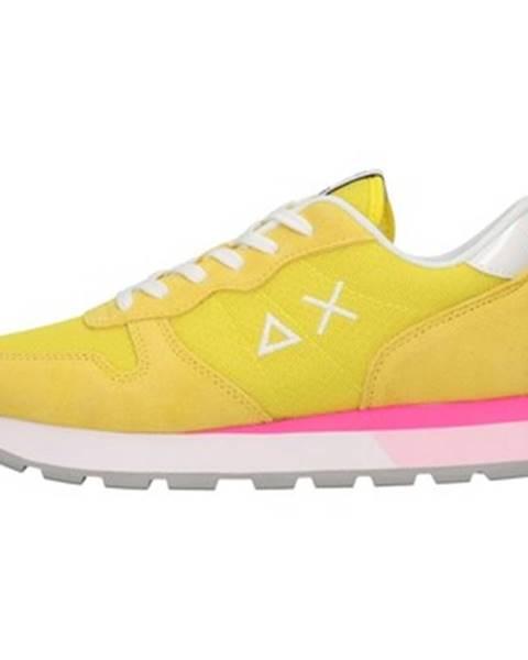 Žlté tenisky Sun68