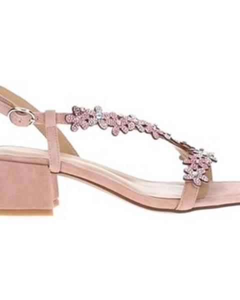 Ružové topánky Alma En Pena