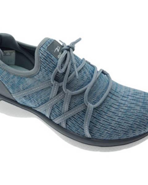 Modré topánky Adrun