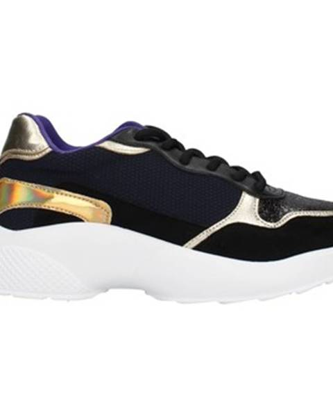 Čierne tenisky Gold gold