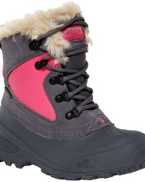 Viacfarebné topánky The North Face