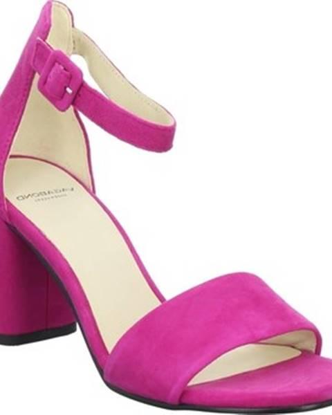 Ružové topánky Vagabond