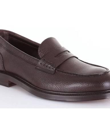 Hnedé topánky Crisci