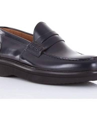Modré topánky Green George
