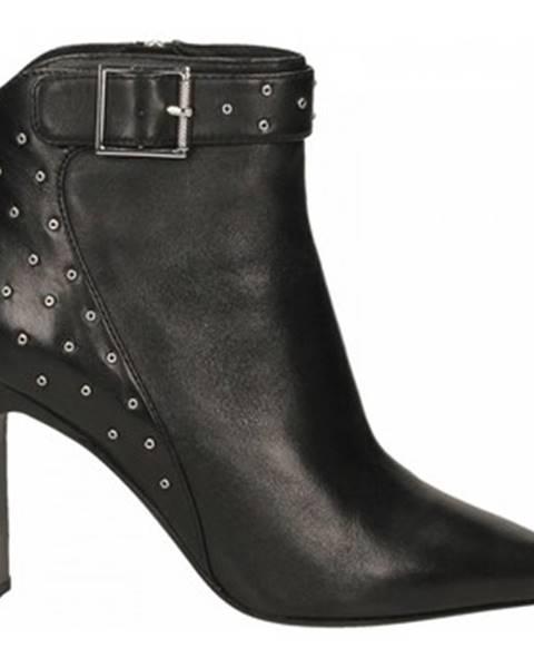 Čierne topánky Bruno Premi