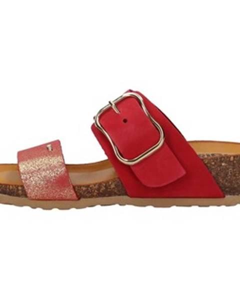 Červené topánky IGI CO