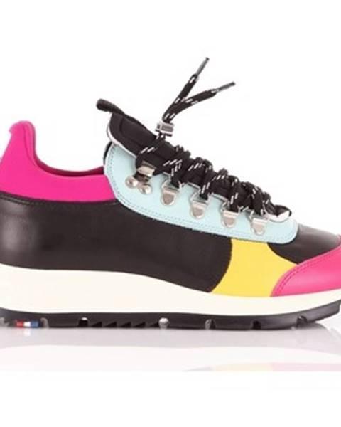 Viacfarebné topánky Rossignol Per Philippe Model