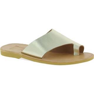 Sandále Attica Sandals  CALYPSO CALF GOLD