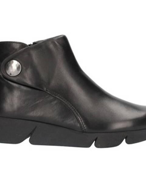 Čierne topánky The Flexx