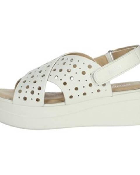 Biele topánky Impronte