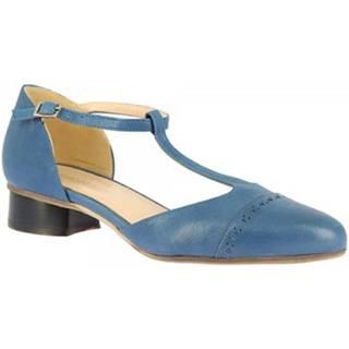 Lodičky Leonardo Shoes  2003LAVI BLUETTE