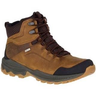 Turistická obuv Merrell  Forestbound Mid WP